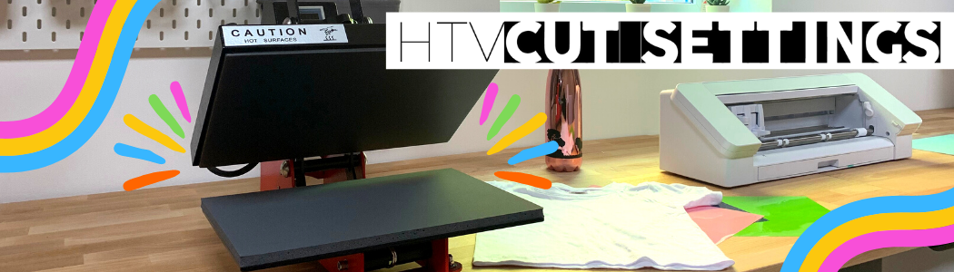 htv cutting guidelines