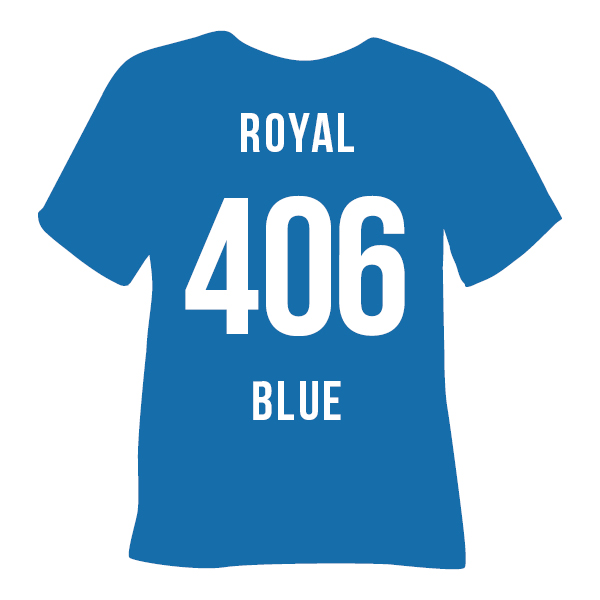 Royal Blue Heat Transfer Vinyl
