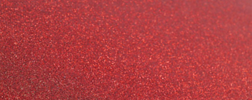 Red Glitter Craft Vinyl