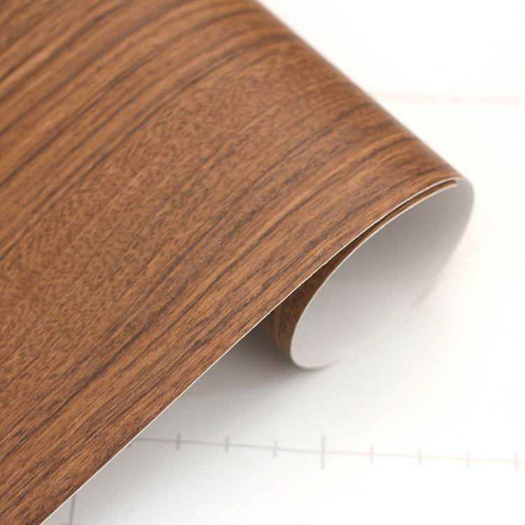 Walnut Effect Craft Vinyl