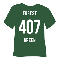 Forest Green Heat Transfer Vinyl