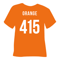 Orange Heat Transfer Vinyl