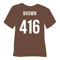 Brown Heat Transfer Vinyl