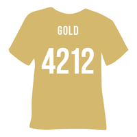 Gold Bright Metal Heat Transfer Vinyl