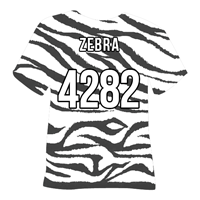 Zebra Heat Transfer Vinyl