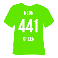 Neon Green Heat Transfer Vinyl