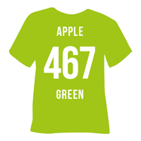 Apple Green Heat Transfer Vinyl