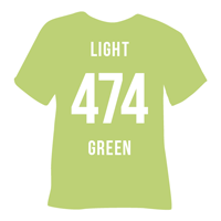 Light Green Heat Transfer Vinyl